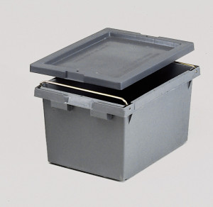 76 Litre Bale Arm Box